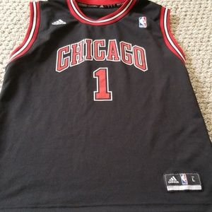 Adidas Chicaho Bulls Jersey